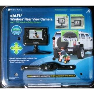 Wireless Back up Camera System with 3.5 Color LCD Monitor: Automotive