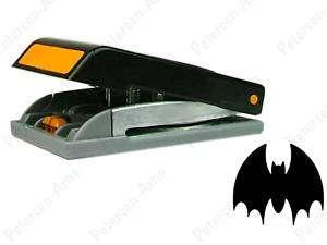 EK Paper Shapers® Punch Large Slim Vampire Bat