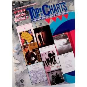 1994 Top of the Charts Easy Piano Arrangements (Volume 2