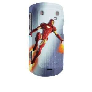 BlackBerry Bold 9900 Barely There Case   Iron Man   Fire