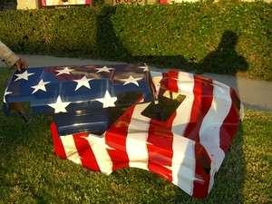 DS GOLF CART CUSTOM stars stripes usa BODY COWL American Flag