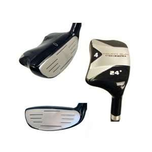 Young Gun Junior Square RED #4 HYBRID Golf Club (heights