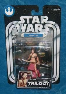 Star Wars Jabbas Slave Princess Leia OTC Action Figure 653569003410