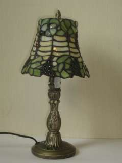 Tiffany Style Stained Glass Small Grape Lamp BCL0916