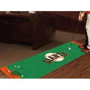 Francisco Giants San Francisco Giants   MLB 24x96 Golf Putting Green