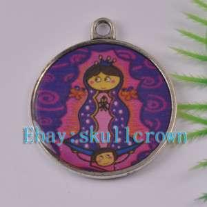 FREE SHIP 10pcs Tibetan Silver Religious Charms LP6374