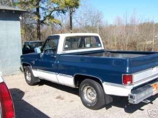 73 80 81 85 87 88 91 Chevy GMC Truck Tail Light Harness