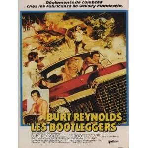 Poster Movie French (11 x 17 Inches   28cm x 44cm) Burt Reynolds
