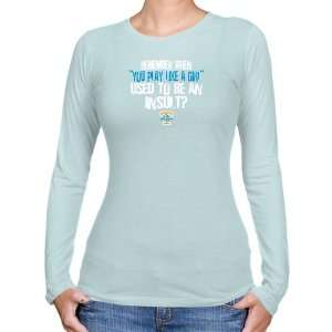 UT Vols T Shirt : Tennessee Lady Vols Ladies Light Blue