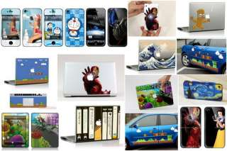 Doraemon iPhone 4 Skin Sticker Decal Protector Cover