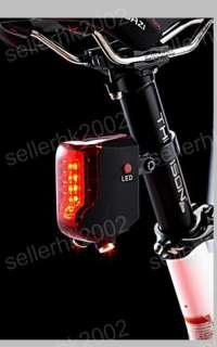 New Cycling Bicycle Bike Rear Back Tube Laser Light