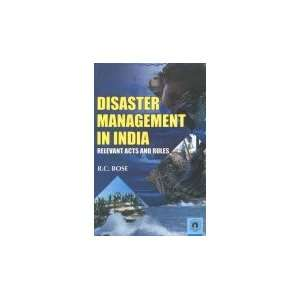 Management in India Relevant Acts (9788178802824) B. Bose Books
