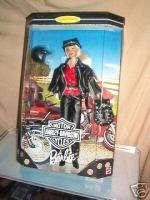1997 Harley Davidson Barbie Doll #1 Mattel Blonde MIB