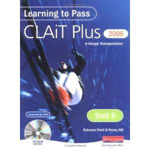 Learning to Pass CLAIT Plus 2006 (Level 2) Unit 6 e Image