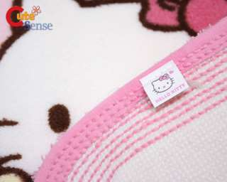 Sanrio Hello kitty Accent Mat / Bath Rug Pink (25x18)