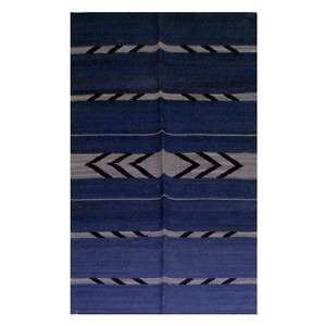 Catalog Sale Wool Rug Hand Loom 30X60 Original Purple