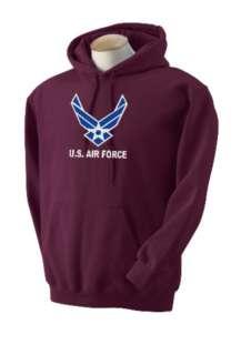 US AIR FORCE wings hoodie   hooded sweatshirt   sweat shirt