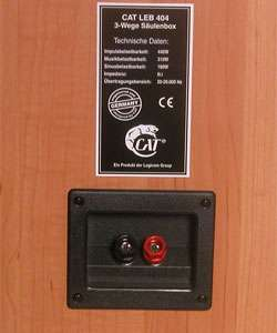 SDAT Hi Fi Floor Standing Speaker Set