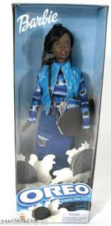 RARE Mattel African American OREO Barbie Nabisco MINT