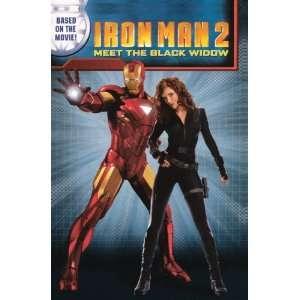 Iron Man 2 Meet the Black Widow (Turtleback School & Library Binding