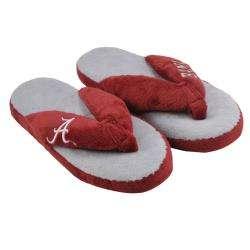 Alabama Crimson Tide Womens Flip Flop Thong Slippers