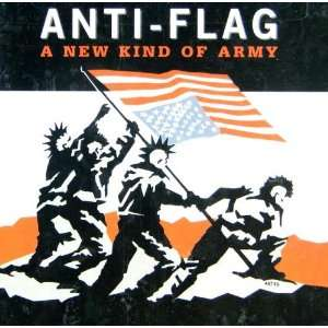 New Kind of Army: Anti Flag: Music