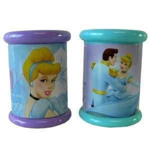 Disney Princess Cinderella Pencil Sharpner (2pcs Set