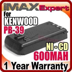 6V PB 39 Battery for KENWOOD TH G71 TH G71A TH G71E Dual Band HT Radio