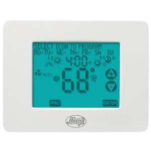 NEW HUNTER 44860 UNIVERSAL 2H/2C TOUCHSCREEN THERMOSTAT