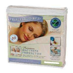 Protect A Bed Twin XL Waterproof Mattress Protector  Overstock