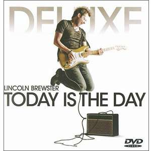 Today Is The Day (CD/DVD), Lincoln Brewster Christian / Gospel