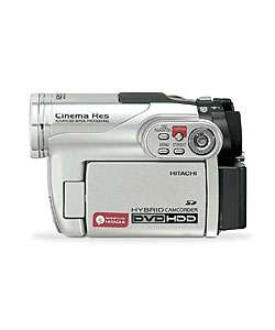 Hitachi Hybrid DVD/ Hard Disk Drive (HDD) Camcorder (Refurb