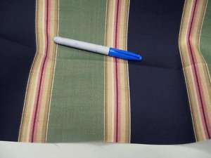 Fabric Sun & Shade Indoor/Outdoor Capulet Stripe 153GG