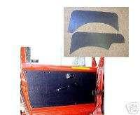 Suzuki SAMURAI ABS Plastic Doors & Rear Panels HARD TOP