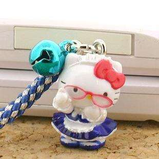 Brand New Lovely Cell Phone Strap Charm   Hello Kitty HK477