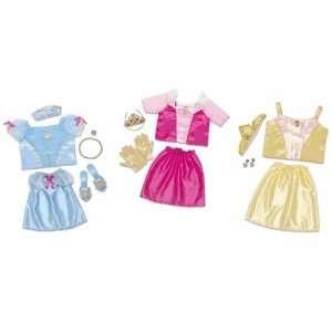 Disney Princess Enchanted Tales Dress Up Trunk Toys & Games