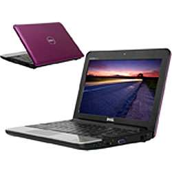Dell Inspiron Mini 10V 1.66 GHz 10.1 inch Purple Netbook (Refurbished