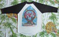Concert SHIRT 80s TOUR T RARE ORIGINAL 1986 Altar Of Sacrifice