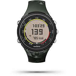 Suunto T4C Womens Black Frost Heart Rate Watch