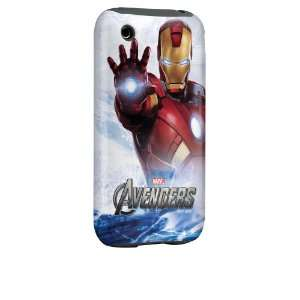 iPhone 3G / 3GS Tough Case   Avengers   Iron Man Cell