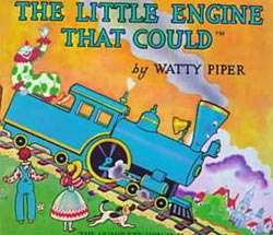 The Little Engine That Could by Watty Piper (Hardcover)