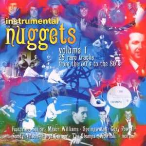 Instrumental Nuggets Sampler Various Artists Music