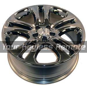 NEW FACTORY OEM HONDA ACURA CHROME LOOK RIM RIMS WHEEL ACCESSORY 19