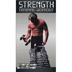 Strength Training Workout [VHS] Inc. Scott Phelps