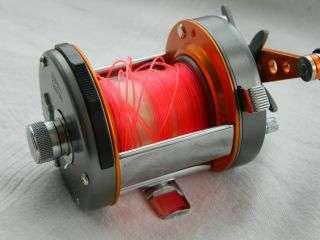 Abu ambassadeur 6500C3CT mag sea fishing reel 6500 C3 CT.swedish