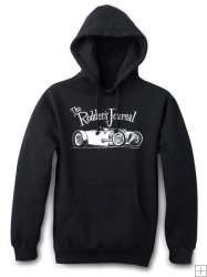Weesner Hoodie, Hoodie, Hot Rod, Rat Rod, ford, 1932