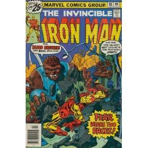Iron Man (1st Series) #88 Archie Goodwin, George Tuska Books
