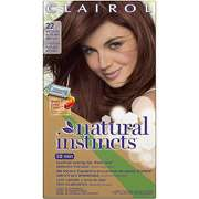 Clairol Natural Instincts Hair Color 22, Cinnaberry, Medium Auburn