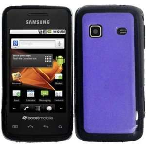 Dark Purple TPU+PC Case Cover for Samsung Galaxy Precedent