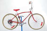 Schwinn Speedster Custom Muscle Bike Cruiser Flamboyant Red 26 USA